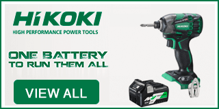 Hikoki Power Tools - View All