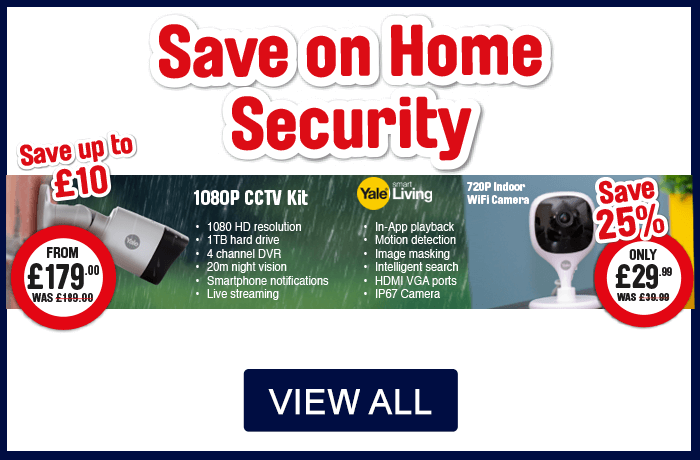 Save on Home Security. View All