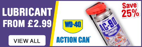 Lubricant from £2.99 - View All