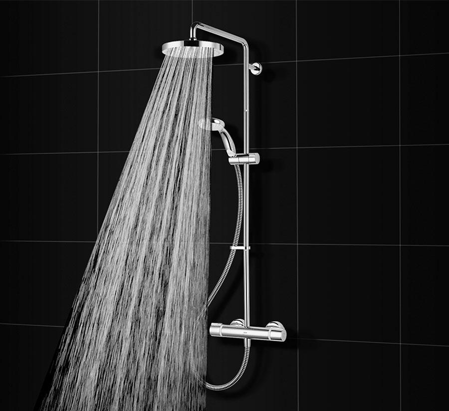 Mira Mixer Showers