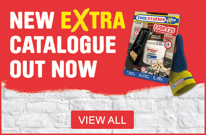 New Extra Catalogue Out Now - View All