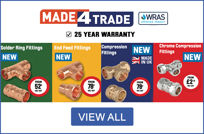 Made 4 Trade Fittings - View All