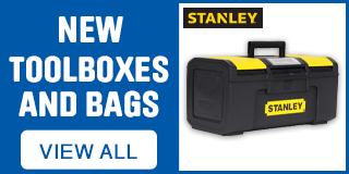 New Toolboxes and Bags - View all