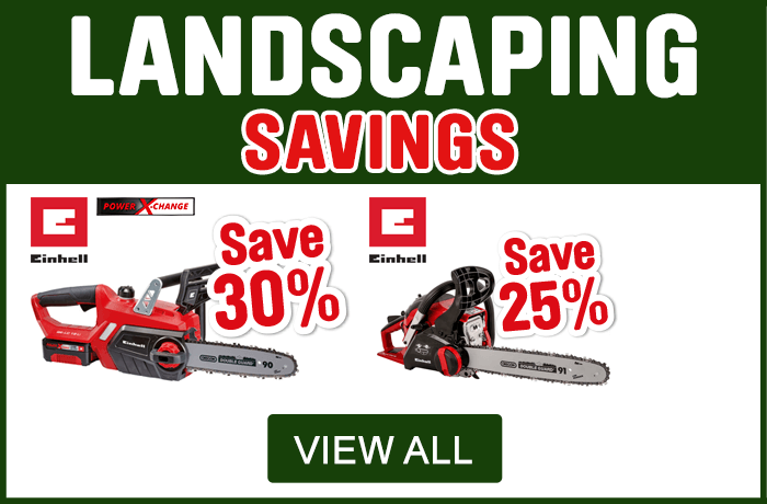 Landscaping Savings - View All