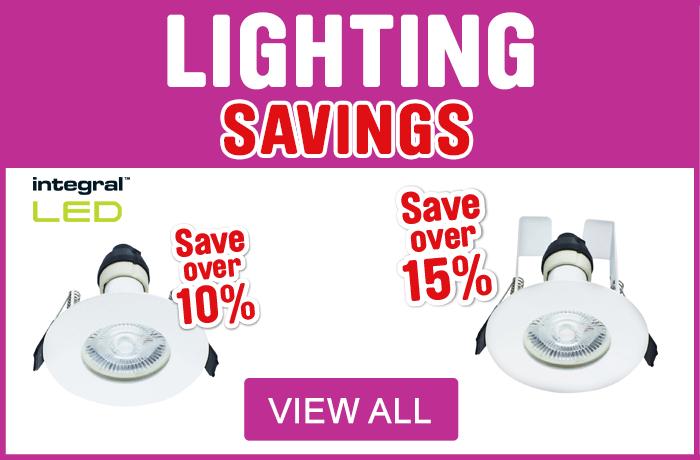 Lighting Savings