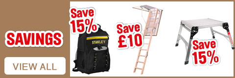 Ladders & Storage Savings - View All
