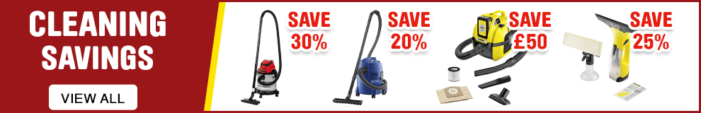 Cleaning Savings - View All