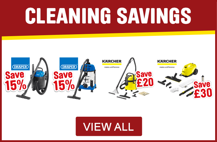 Cleaning & Pest Control Savings - View All