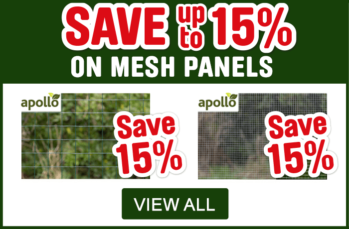 Mesh Panels - View All