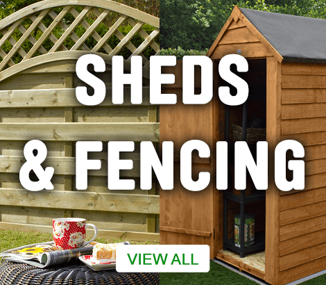 Sheds & Fencing - View All