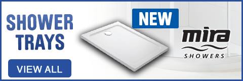 New Mira Shower Trays - View All