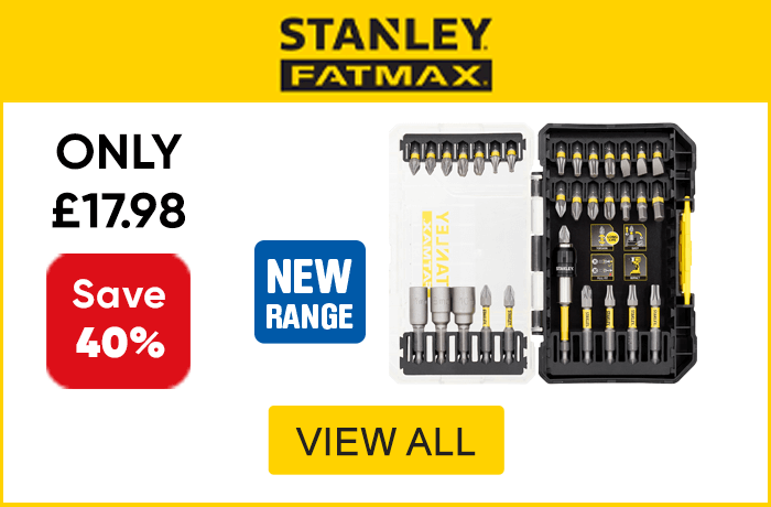 Stanley Fatmax Accessories - vIEW all