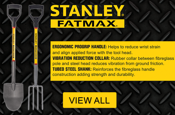 Stanley FatMax Landscaping - View All