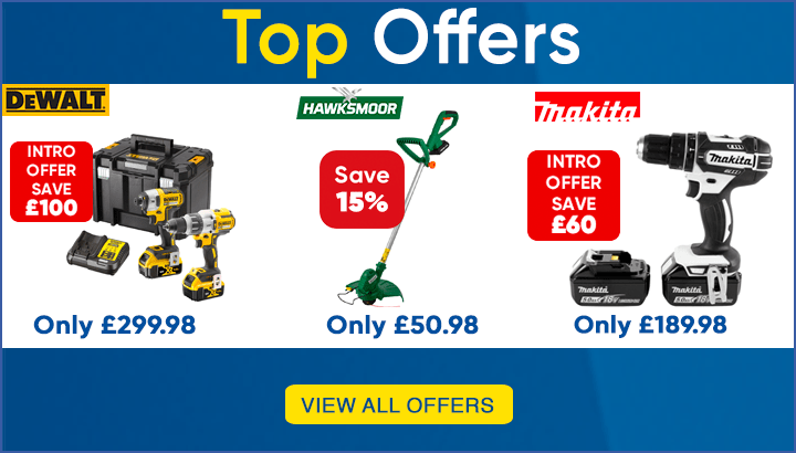 Top Offers - View All