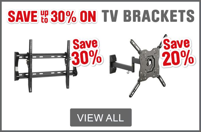 TV Bracket Savings - View All