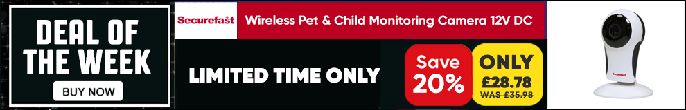 20% off Wireless Pet & Child Monitoring Camera - Limited Time only