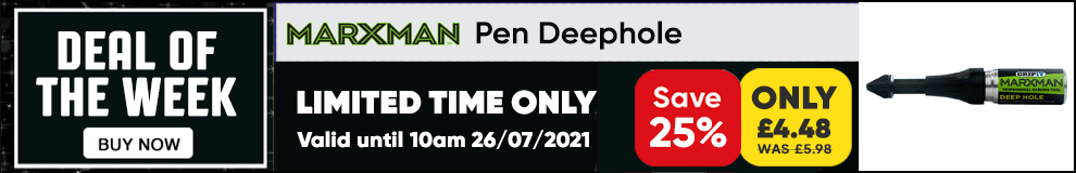 Save 25% on this Marxman Pen - Limited Time only