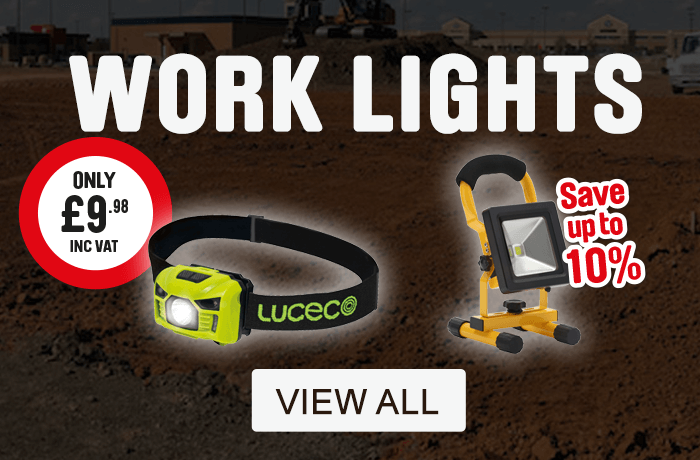 Work Lights. View All