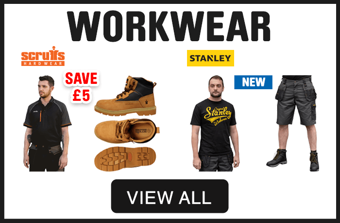 Workwear by Stanley and Scruffs - View All