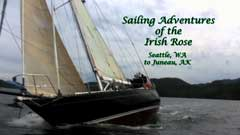 Sailing Adventures of the Irish Rose video poster