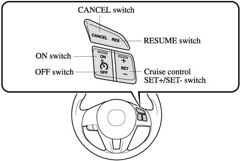 cruise control switch