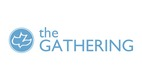 Gathering logo all blue