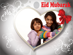 Eid Card - Wish from Heart