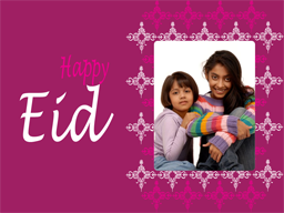 Eid Card - Happy Eid
