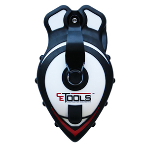 CE Tools Snap Back Chalk Line with the ONLY Releasable Tip