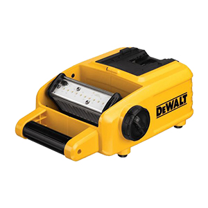 18V/20V MAX Cordless/Corded LED Worklight