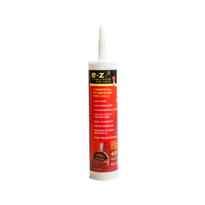 10 Fl Oz Intumescent Fire Caulk