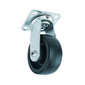 5? Swivel Caster with Plate