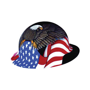 American Hard Hat Standard Brim