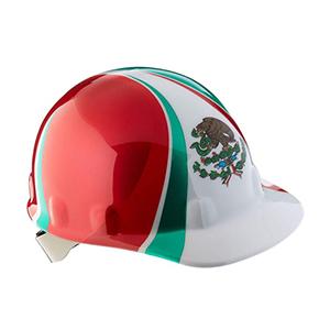 Honeywell Fibre-Metal Standard Brim Safety Hard Hat
