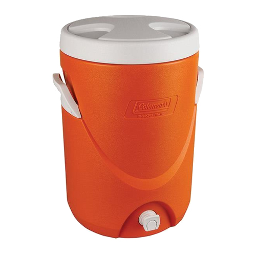 Coleman® Beverage Cooler, Orange