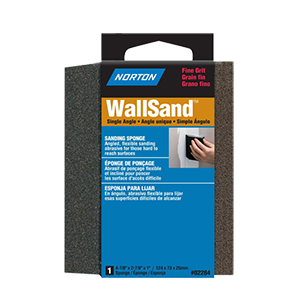 Norton Fine Grit Angle Sanding Sponge