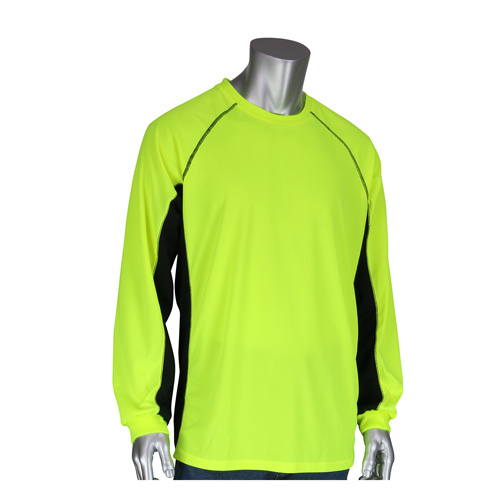 Hi Vis Long Sleeve Shirt Sun/ Insect Protect XL
