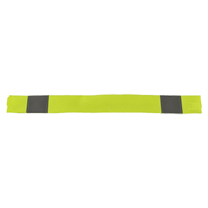 High Visibility Value Seat Belt Cover - Yellow