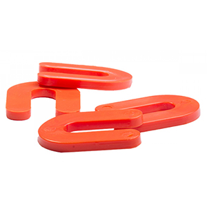 Shim Spacer Red 1/8