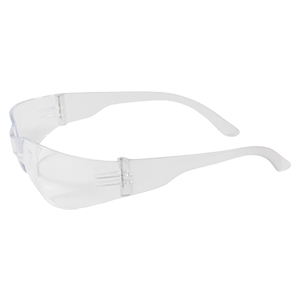 Zenon Z12 Safety Glasses Clear Temple Clear Lens