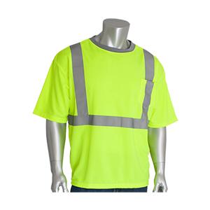 Hi Vis T-Shirt Class II - X-Large
