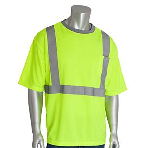 ANSI Type R Class 2 Short Sleeve T-Shirt - 2L