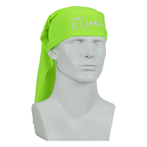 Clima-Band™  Absorptive Head & Neck Cover - Yellow