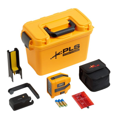 PLS 5-Point Red Laser Kit