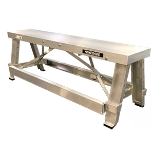 Drywall Bench Adjustable Height 18