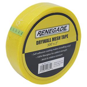 Renegade Yellow Mesh Tape 2