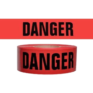 Red Danger Tape 3