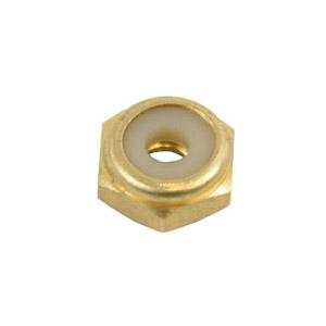 6-32 Brass Nut