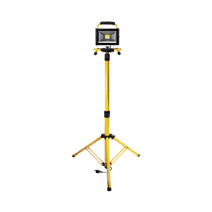 LED 1800 Lumen Single 20W Worklight with Tripod