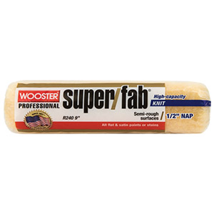 Wooster Super/Fab 1/2